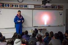 Astronaut Kjell Lindren 2017