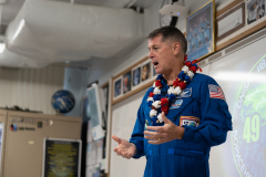 Astronaut R. Shane Kimbrough 2020