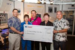 Hunt Development Donation