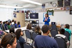 Astronaut Suni Williams' Visit